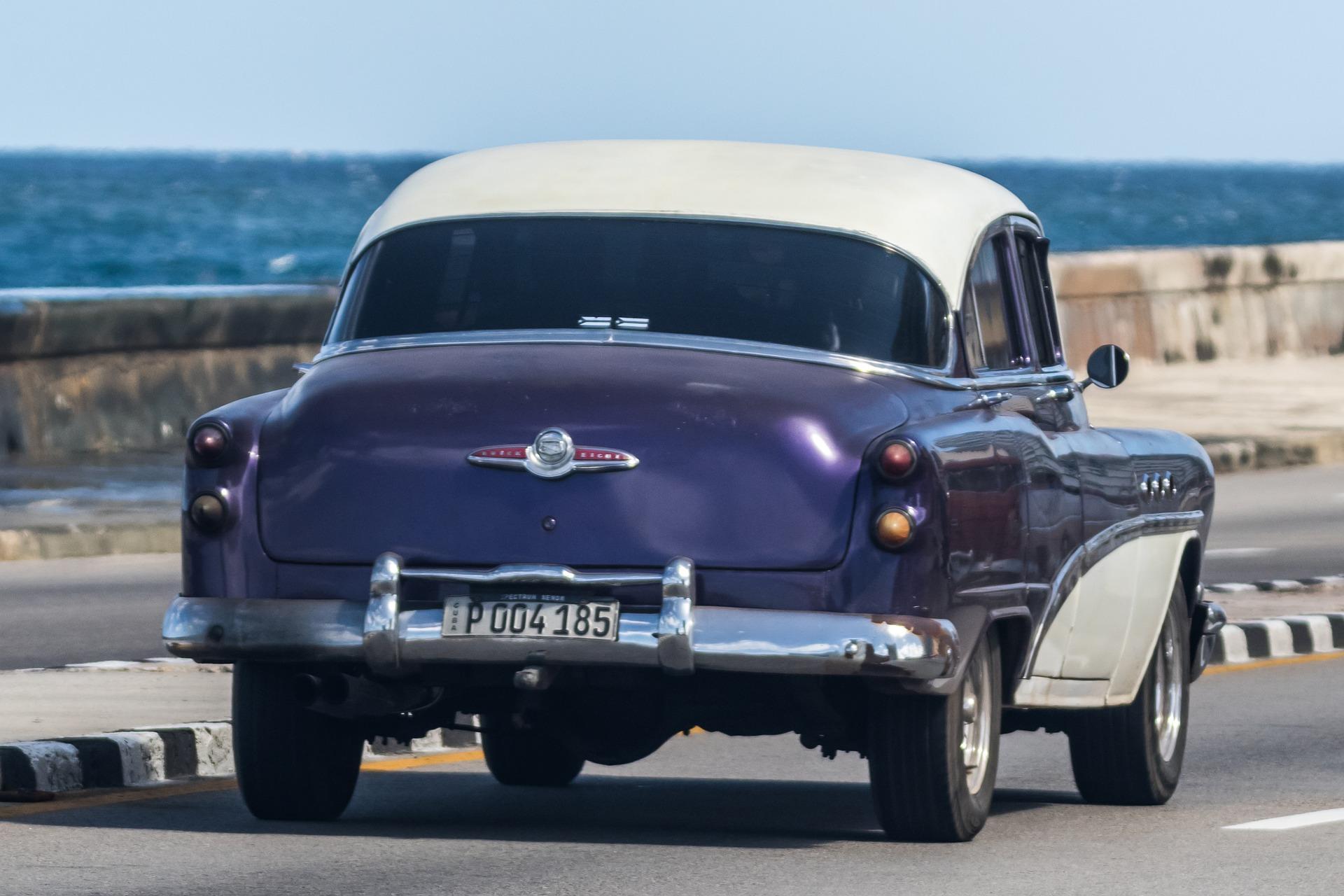 Cuba S Classic Cars Collection Vintage Cars Tours